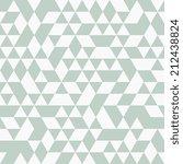 geometric  pattern. seamless... | Shutterstock . vector #212438824