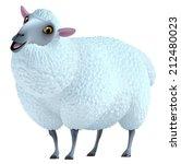 blue sheep | Shutterstock . vector #212480023