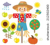 Sunflower Vector Illustration