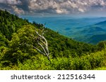 view from devils courthouse... | Shutterstock . vector #212516344