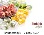 Turkish Delight On Oriental...