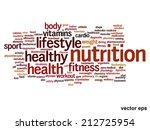vector concept or conceptual... | Shutterstock .eps vector #212725954