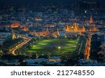Grand Palace At Twilight In...