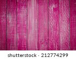 Close Up Pink Wooden Background