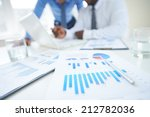 Documents With Chart And Graph...