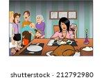 cartoon vector illustration of...   Shutterstock .eps vector #212792980
