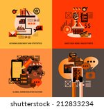 original style infographics...