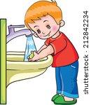 hygiene   Shutterstock .eps vector #212842234