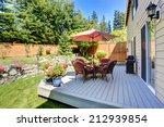 beautiful landscape design for... | Shutterstock . vector #212939854