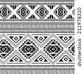ethnic ornamental textile... | Shutterstock .eps vector #212978320