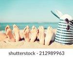 Summer Vacation  Sunbathing An...