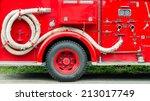 Firefighters Car Equipment Park ...