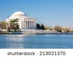 Thomas Jefferson Memorial...