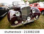 Постер, плакат: Summer fest classic cars