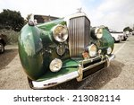 Постер, плакат: Summer fest classic car