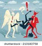 great illustration of retro... | Shutterstock .eps vector #213182758