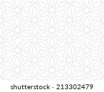Seamless Pattern. Traditional...