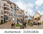 colmar  france   18 august ... | Shutterstock . vector #213312826