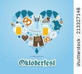 oktoberfest | Shutterstock .eps vector #213327148