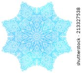 round wave pattern  vector...   Shutterstock .eps vector #213327538