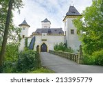 "Schloss Greifenstein is a castle in the mountainous Fraconian Switzerland (Frankische Schweiz) region of Upper Franconia, Bavaria, Germany. Since 1691, Greifenstein is ""stone stronghold""."