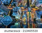 Top View Of Bangkok   Thailand