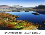 Stock photo derwentwater 213418510