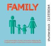 family icon. family icon vector....