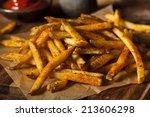 Cajun Seasoned French Fries...