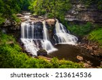 View Of Blackwater Falls  At...