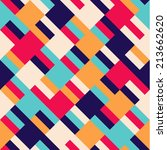 seamless abstract web design... | Shutterstock .eps vector #213662620