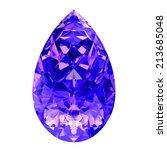 gemstone   Shutterstock .eps vector #213685048