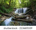 Weavers Creek Falls Near Owen...