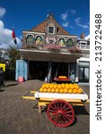 Edam Country Famous For Its...