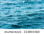abstract blue water sea for... | Shutterstock . vector #213801460