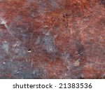 Small photo of beat up brown aether texture