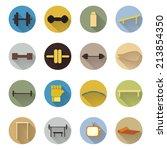 vector of flat design icon...   Shutterstock .eps vector #213854350