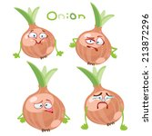 funny cartoon character with...
