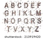 Illustrations Of Alphabet