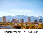 Salt Lake City Downtown...