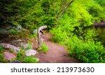 Trail Along The Lehigh River I...