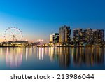 The Docklands Waterfront Of...