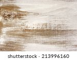 grungy painted wood texture as... | Shutterstock . vector #213996160