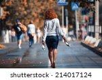city             girl street