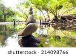 Zen Garden. Meditate Spiritual...
