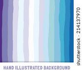 vector background. abstract... | Shutterstock .eps vector #214137970