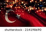 Turkey National Flag Light...