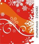 exquisite series of winter and... | Shutterstock .eps vector #2142682
