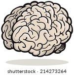 brain | Shutterstock .eps vector #214273264