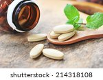 vitamin c   Shutterstock . vector #214318108